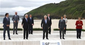 Protests at G7 Cornwall: Latest on demonstrations during summit in Carbis Bay