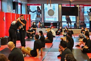 NYPD hosts free self-defense class to help support Asian community