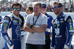 Why Dale Earnhardt Jr., Chase Elliott keep pushing a Nashville Fairgrounds NASCAR Cup race