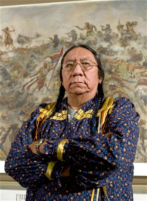 DNA from Sitting Bull's hair confirms living great-grandson's ancestry