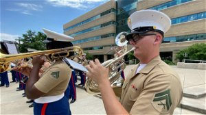 Appleton Flag Day parade brings people from around the country together