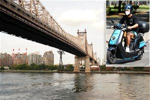 NYC prohibits Revel mopeds on Queensboro, Manhattan bridges