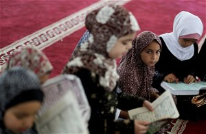 EU study finds incitement in Palestinian textbooks, kept from public