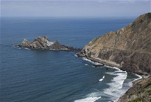 Unidentifed body found floating off Pacifica coast