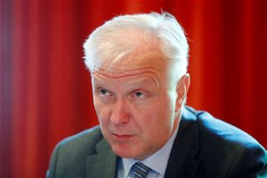 ECB's Rehn warns of risk from lengthy inflation surge
