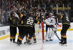 NHL Playoff Vibe Check: Into the thick of it (the Stanley Cup Semi Finals)