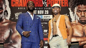 Terence Crawford: 'Pacquiao and Spence, they were the two fights that I was looking for'