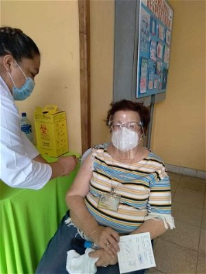 Nicaragua slowly begins vaccinations for people over 60