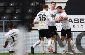 Championship: Derby escape drop on dramatic final day