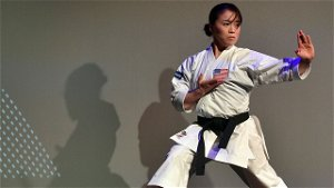 US Olympic karate athlete target of an anti-Asian rant in California park