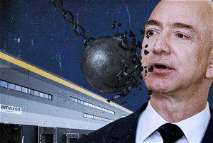 Jeff Bezos' bad week gets worse with introduction of sweeping new Big Tech antitrust legislation