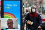 Face masks and indoor restrictions 'likely' next winter, Patrick Vallance warns