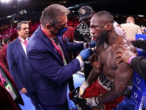 Deontay Wilder's trainer reveals key reason for knockout loss to Tyson Fury