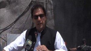 PM Imran Khan reviews construction work at Dasu Dam site