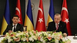 Turkey, Ukraine vow to strengthen strategic partnership