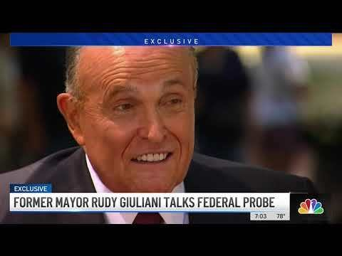 'Willing to Go to Jail': Rudy Giuliani Calls Ukraine Investigation 'Lawless'