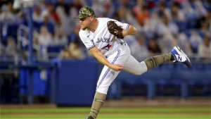 Ray expected to start for the Blue Jays against Red Sox