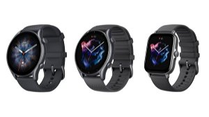 Amazfit GTR 3 to Be Available via Flipkart, GTR 3 Pro and GTS Listed on Amazon