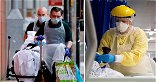 UK's Johnson resists COVID-19 inquiry as hospitals likened to war zone