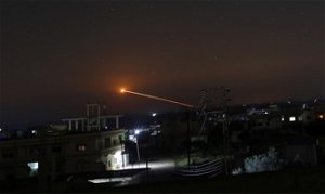 1 killed, 6 injured in alleged Israeli airstrike targets Syrian coast