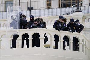 Report: Broad missteps left Capitol Police unprepared Jan. 6