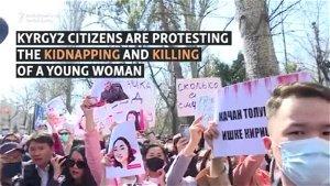 Kyrgyz Prosecutors Open Negligence Case After Kidnapped 'Bride' Killing