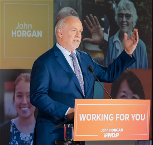 Picket lines may be coming soon to B.C. NDP constituency offices - theBreaker