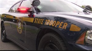 Trooper charged with murdering girl during high-speed chase
