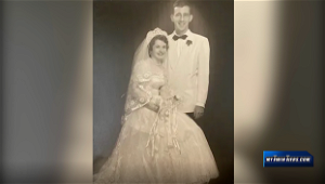 Family searches for 70-year-old heirloom wedding dress that was accidentally sold