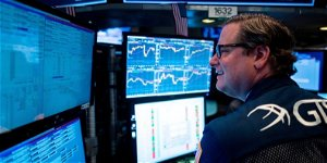 US stocks mixed with Nasdaq near record highs as Big Tech earnings roll in