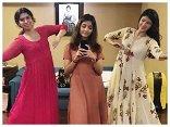 Photo: When Khushi Kapoor took kathak lessons from cousin Shanaya Kapoor