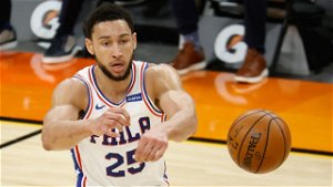 Ben Simmons working out with 76ers as surprise moves made in standoff