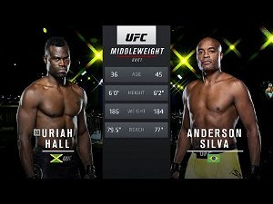 UFC Vegas 33 fight card