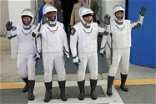 SpaceX flying ex-football players, flight controller, Scout