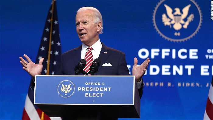 Biden's lead over Trump surpasses 6M votes as more ballots are tallied