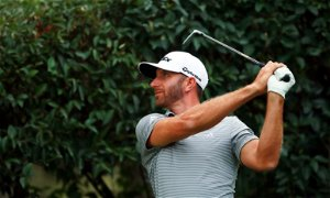 Video: Dustin Johnson Has The Shot Of The Day So Far