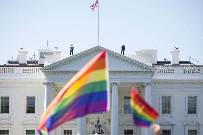 Biden DOJ nixes last-minute Trump administration memo on LGBTQ rights