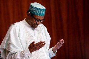 Buhari in Madinah prays for peace in Nigeria
