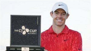 McIlroy pulls away to win CJ Cup at Summit in Las Vegas