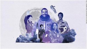 Meet the space trailblazers of color who empowered others to dream