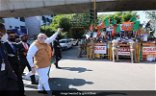 For High-Stakes Hyderabad Polls, Amit Shah's Tour To Start From A Temple