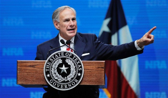 Texas Governor orders National Guard unit stationed in DC for Biden inauguration back home after troops forced to sleep in parking garages