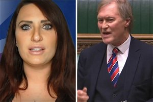 Far-right activist pledges to fight for Sir David Amess seat