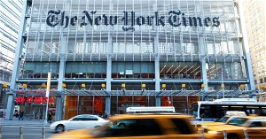 New York Times adds record percentage of non-core news subscriptions