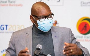 Makhura: Gauteng looking at extraordinary measures to comabt spread of COVID