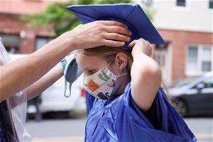 New York City lifts capacity requirement for outdoor graduation ceremonies