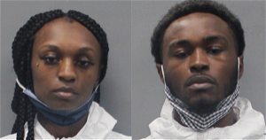 2 arrested in Pollock St. double shooting