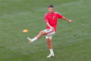 "Jose Mourinho rekindles Eden Hazard rivalry with ""awful training"" swipe"