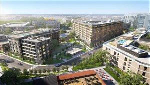 Developer of The District reveals timeline, fresh images for major Round Rock project