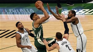 Three ways Bucks' Giannis Antetokounmpo should attack Nets' defense — and one way he shouldn't